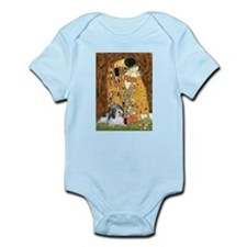 The Kiss/PBGV Infant Bodysuit