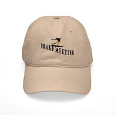 Board Meeting Baseball Cap