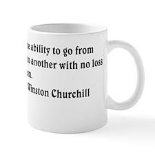 Winston Churchill 1 Mug