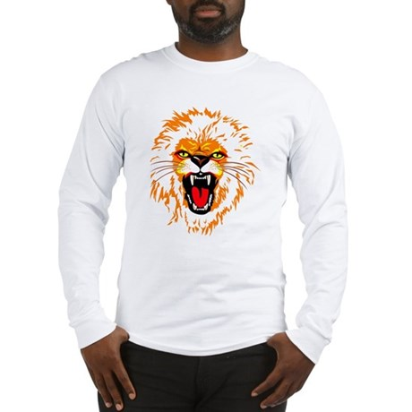 Singh [Lion] Long Sleeve T-Shirt
