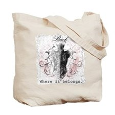 """""""One Way To Heal Massage"""" Tote Bag"""