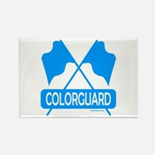 COLORGUARD Rectangle Magnet (100 pack)