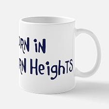 Born in Dearborn Heights Mug