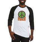 Peace Sign Baseball Jersey