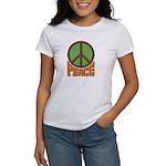 Peace Sign Women's T-Shirt