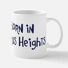 Born in Citrus Heights Mug