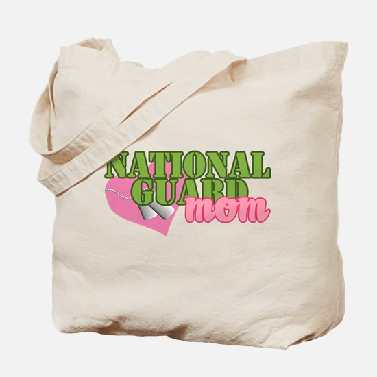 Cute Army national guard Tote Bag