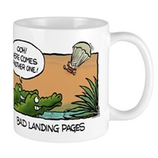 Bad Landing Pages