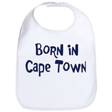 Born in Cape Town Bib