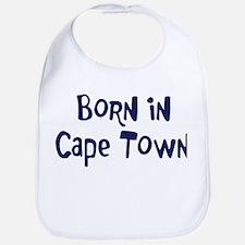 Born in Cape Town Bib
