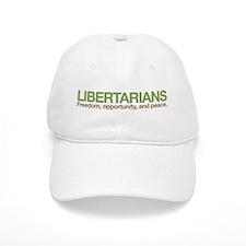 Libertarians Baseball Cap