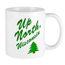 Up North Wisconsin Mug