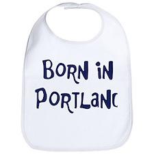 Born in Portland Bib
