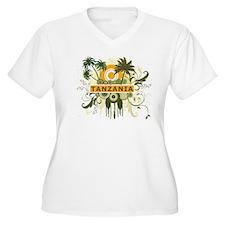 Palm Tree Tanzania T-Shirt