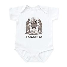 Vintage Tanzania Infant Bodysuit
