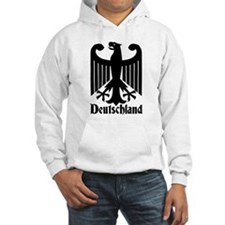 Deutschland - Germany National Symbol Jumper Hoody