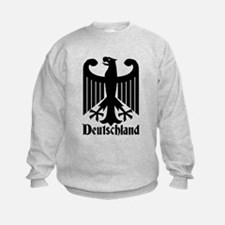 Deutschland - Germany National Symbol Sweatshirt
