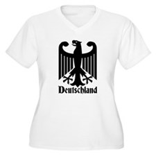 Deutschland - Germany National Symbol T-Shirt