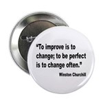 Churchill Perfect Change Quote 2.25