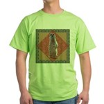 Meerkat Green T-Shirt