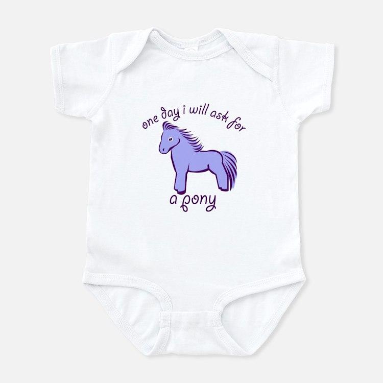 Pony - Infant Bodysuit