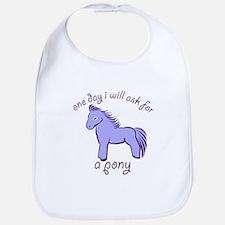 Pony - Bib