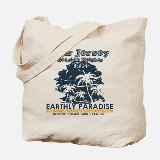 Unique Seaside heights Tote Bag