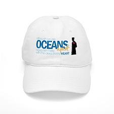 (Navy) Oceans Apart Baseball Cap