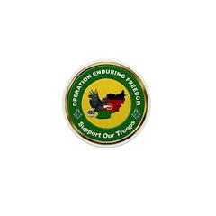 Masonic Afghanistan Mini Button (100 pack)