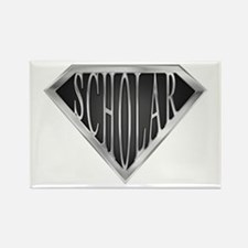 SuperScholar(metal) Rectangle Magnet