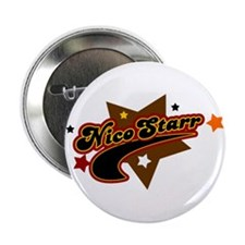 "Nico Starr - 2.25"" Button"