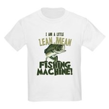 Lean Mean Fishing Machine T-Shirt