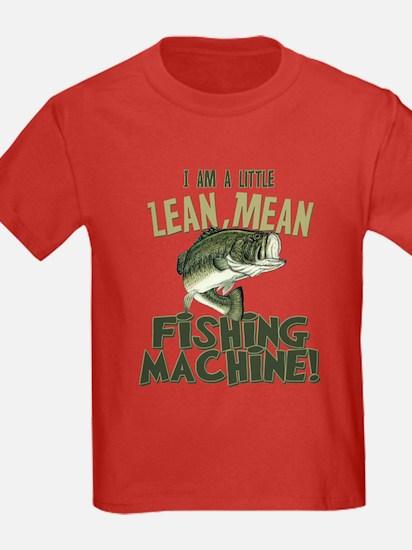 Lean Mean Fishing Machine T