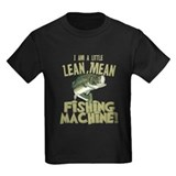 Kids fishing Kids T-shirts (Dark)