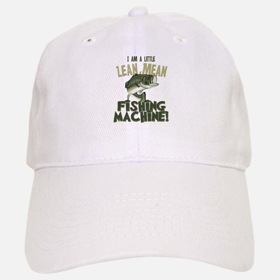 Lean Mean Fishing Machine Baseball Baseball Cap