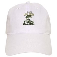 Lean Mean Fishing Machine Baseball Cap