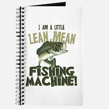 Lean Mean Fishing Machine Journal