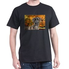 Brindle Beauty Great Dane (uncropped) T-Shirt