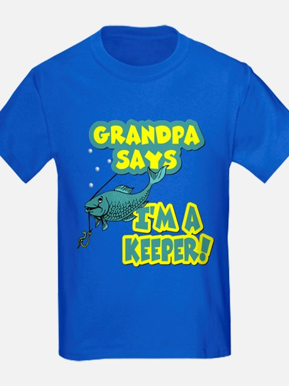 Grandpa says... T