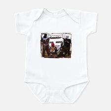 anti obama terrorist Infant Bodysuit