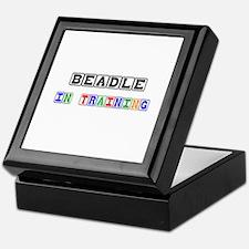 Beadle In Training Keepsake Box