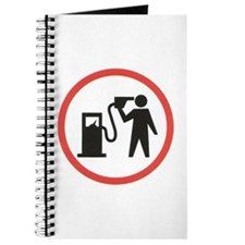 Banksy I Hate Gasoline Journal