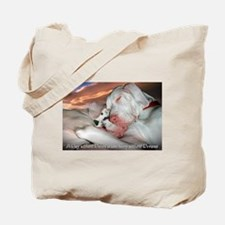 Sleep without Dreams Tote Bag