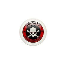 Brigate rossonere Mini Button