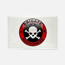 Brigate rossonere Rectangle Magnet