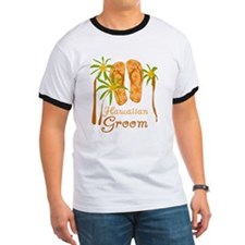 Hawaiian Groom T