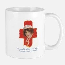 French Nurse Angel Mug