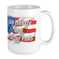 American Tractor Pulls Mug
