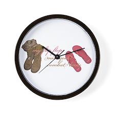 Boots & Flip Flops Wall Clock