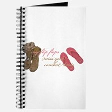 Boots & Flip Flops Journal